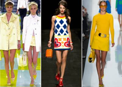 Sixties trend here