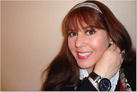 "The result"" Headband, Burberry, earrings my design, ring bought in Prag, watch, Folli Follie in Dec 2013, sweater, Lyttu's"
