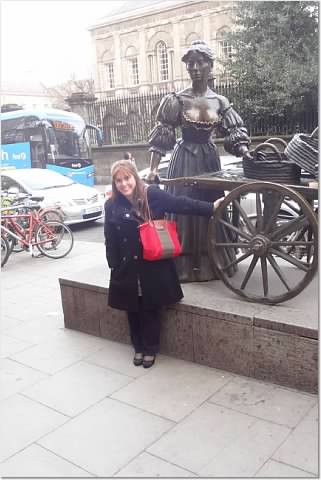 Molly Malone near Trinity University