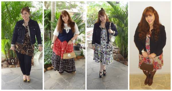 September 2014 outfits