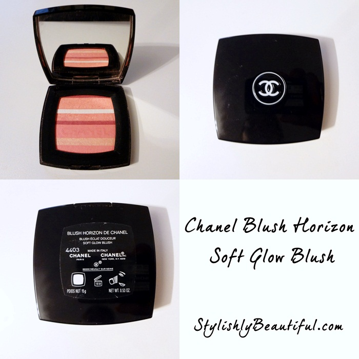 Chanel Blush Horizon – Soft Glow Blush review here