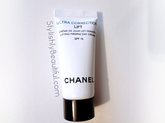 Chanel Ultra Correction Lift – Lifting Firming Day Cream review