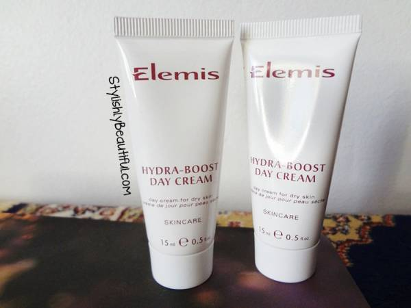 Elemis Hydra-Boost Day Cream review here