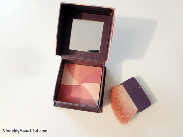 Hervana blush by Benefit review here