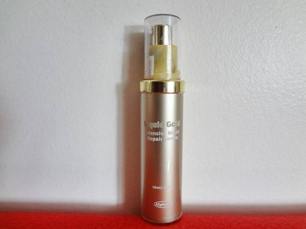 Alpha Gold Rejuvenating Serum Review here