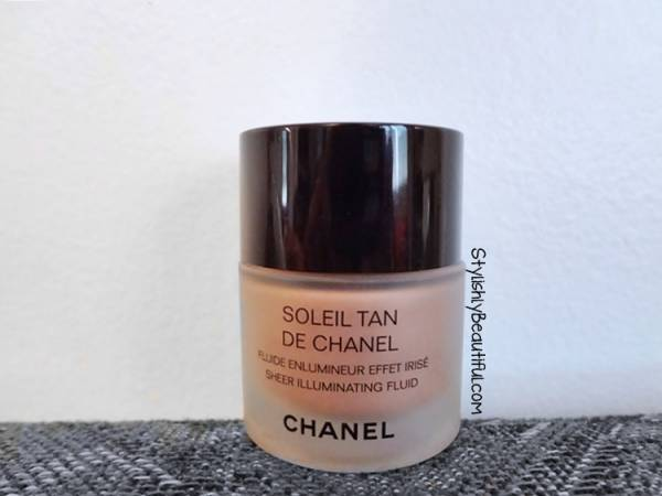 Chanel Soleil de Tan Review here