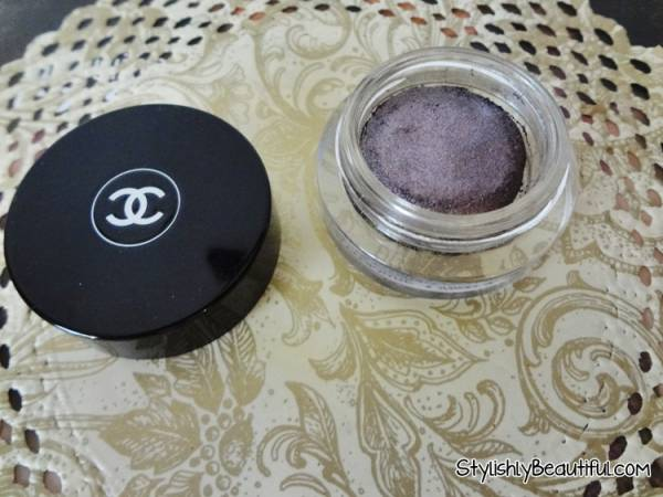 Chanel eye shadow Ombre - color, Illusoire,  Review here