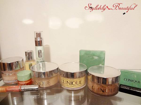 Clinique facial powders Review here