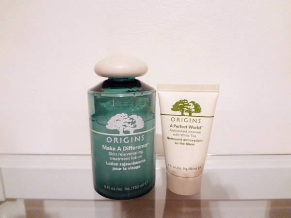 Origins cleansing steps Review here