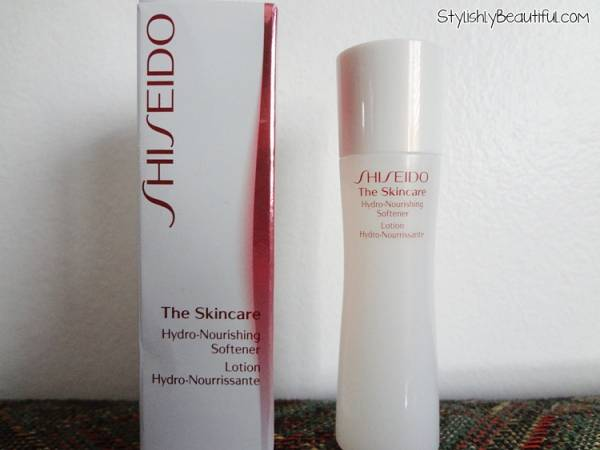 Shiseido Nourishing Review here