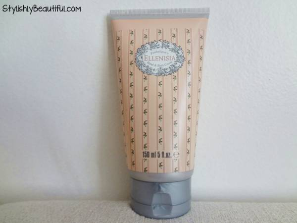 Penhaligon's Ellenisia perfume and body-hand cream review here