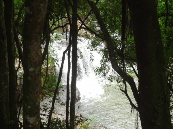 Salto do Veloso waterfall