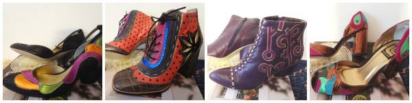 Louloux Shoes, amazingly creative!