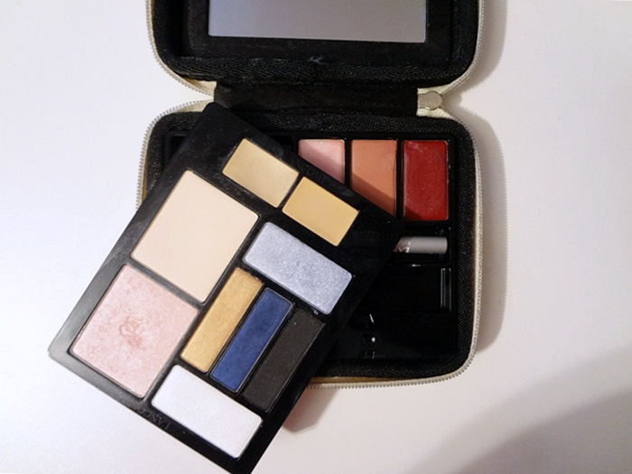 Lancome makeup palette review here