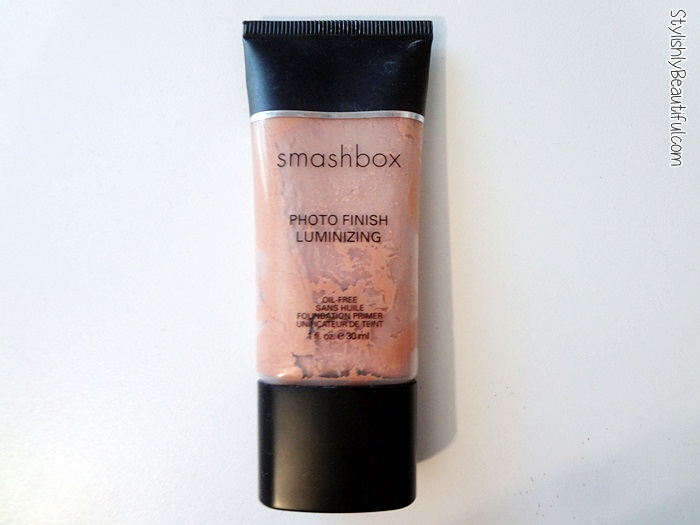 Smashbox Photo Finish Luminizing review