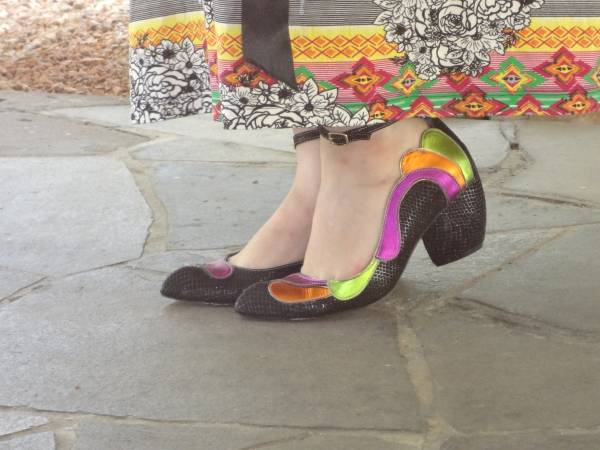 Louloux Shoes - quirky and comfortable!
