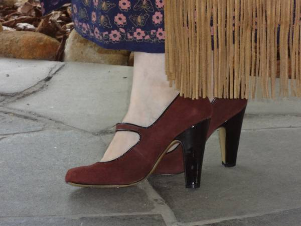 Dune shoes