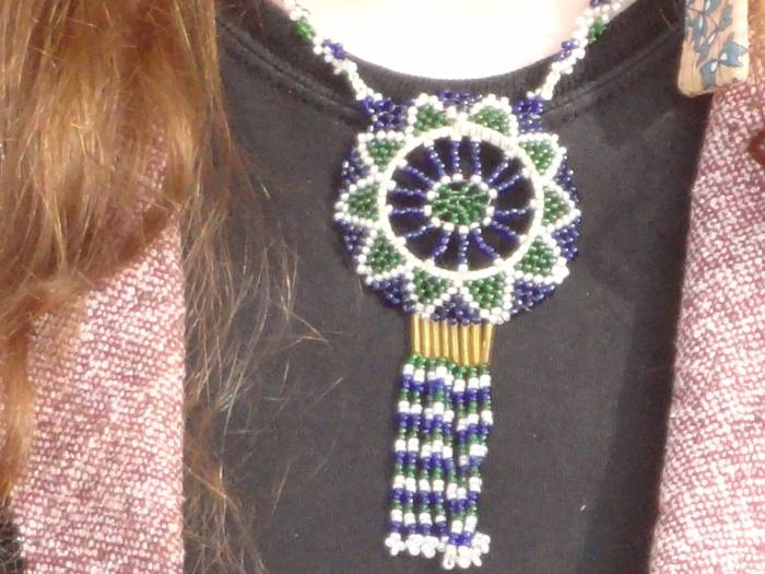 South African beaded necklace that I love!