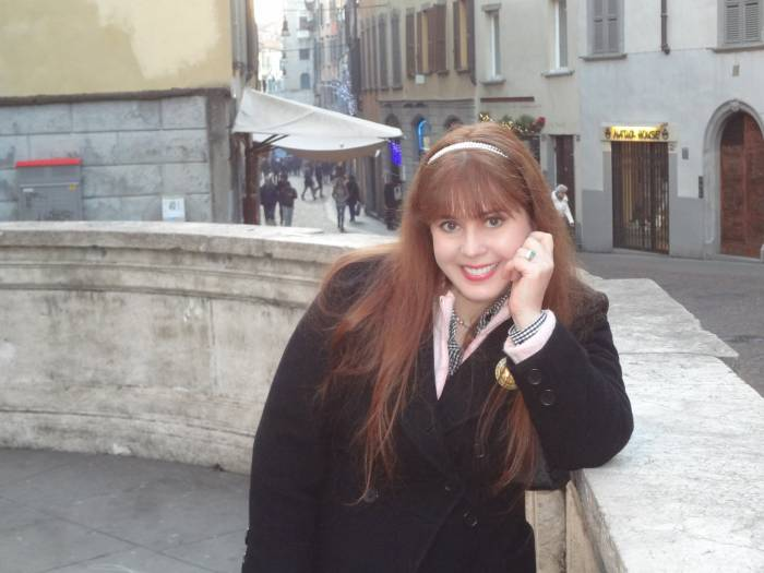 Bergamo, such a lovely city!