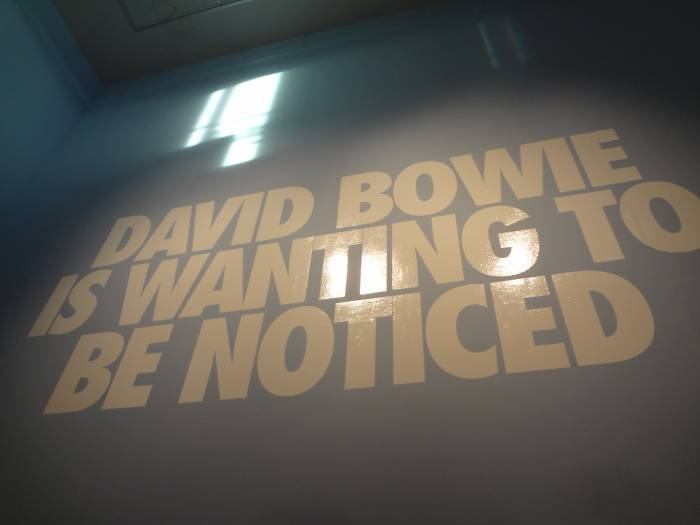David Bowie exhibition