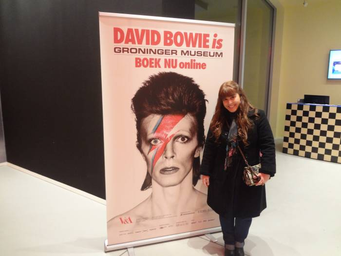 David Bowie is sign