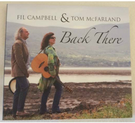 Fil Campbell Back There CD