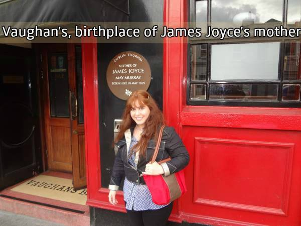 James Joyce Dublin