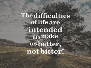 Better life quote
