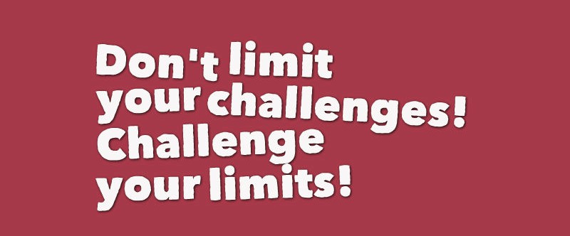 Challenges quote