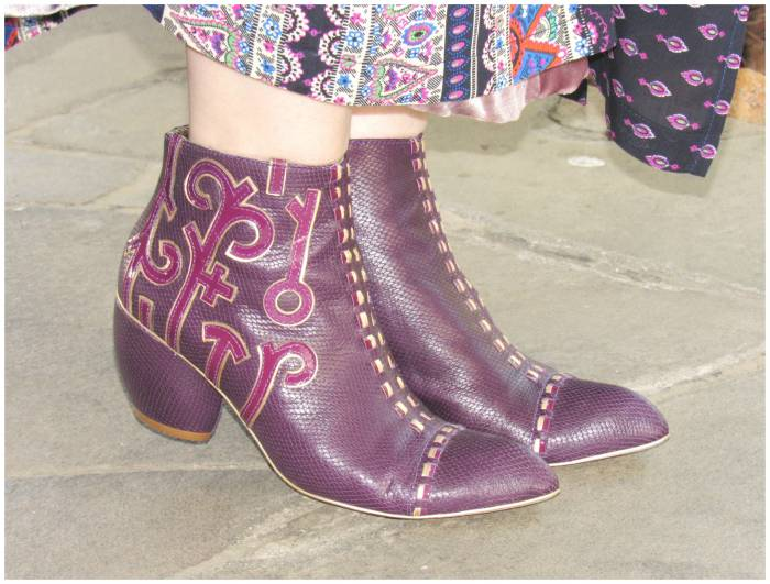 Louloux ankle boots