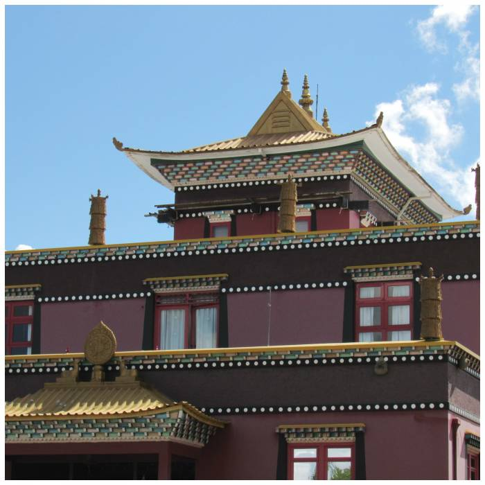 Buddhist-building