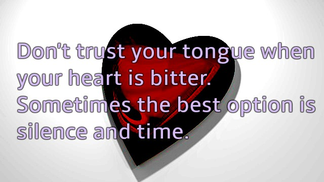 Heart-and-tongue