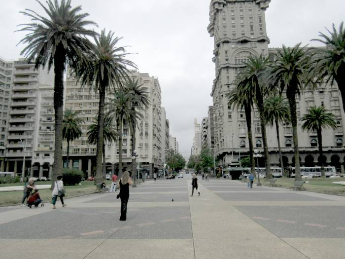 Montevideo-downtown