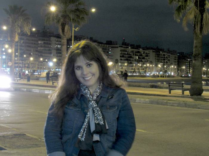 Visit the Rambla at night - amazing!