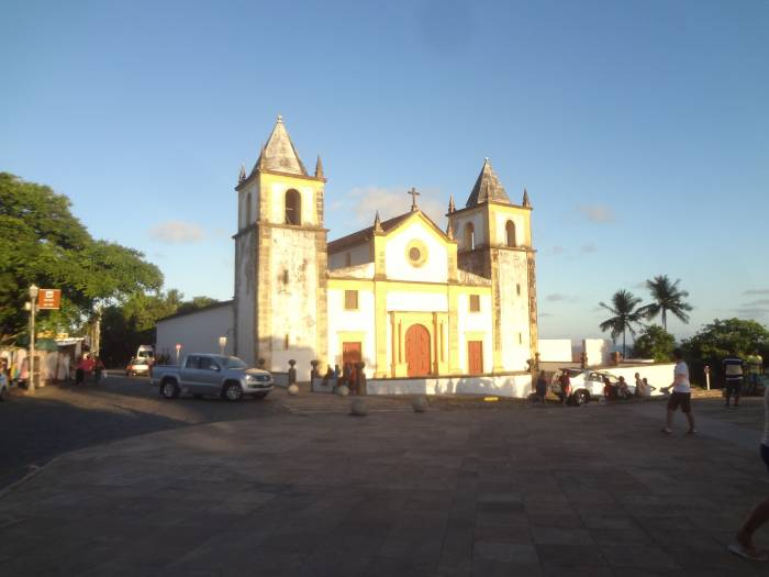 Do Carmo church, impressive!