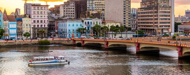The interesting city of Recife
